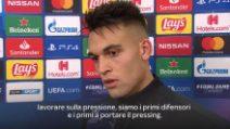 """Lautaro dopo il colpo dell'Inter a Praga: """"Con Lukaku ci intendiamo a meraviglia"""""""