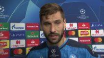 """Napoli, Fernando Llorente: """"Partita difficilissima, gran primo tempo a Liverpool"""""""