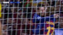 Champions, Barcellona-Borussia Dortmund 3-1: gol e highlights