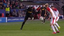 Champions, trivela Lukaku e gol di Lautaro: il 3-1 dell'Inter a Praga