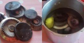 Pulire i fornelli con 1 limone: il metodo naturale ed efficace