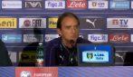 """Nazionale, Mancini: """"Sarà dura lasciare fuori qualcuno per gli Europei"""""""