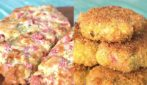 Due ricette, un solo impasto: veloci, semplici e saporite