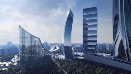 CityLife in time lapse: ecco come è cambiata Milano