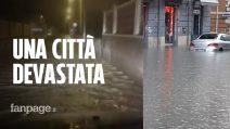 """Licata, l'alluvione mette in ginocchio la città: """"Stiamo morendo annegati come topi"""""""