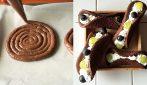 Cannoli morbidi al cacao: la ricette veloce e deliziosa