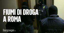 """Roma, i narcos della capitale: """"Giro di affari da 120 milioni di euro, 51 arresti"""""""