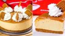 Cheesecake al caramello: alta, cremosa e irresistibile!
