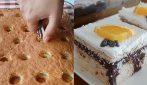 Torta-biscotto alla crema: un dessert soffice, veloce e squisito