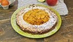 Invisible apple cake: a gorgeous dessert ready in no-time!