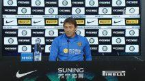 """Inter, Conte: """"Siamo ancora in emergenza"""""""