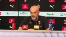 """Milan, Pioli: """"Ho appeso la classifica in spogliatoio"""""""