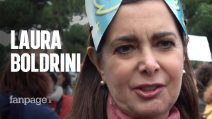 """L'appello di Boldrini a 'Non una di meno': """"Scegliete chi votare o vince chi è contro le donne"""""""