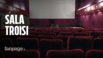 Roma, i ragazzi del Cinema America riaprono la Sala Troisi: l'apertura a fine 2020