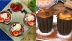 3 amazing ways to serve dessert!
