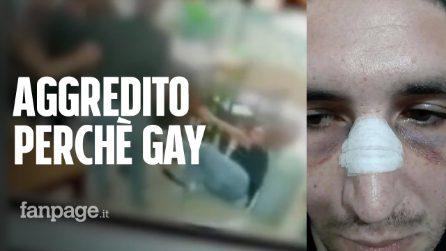 """Pozzallo, aggressione omofoba e botte perché è gay, 29enne:""""Lasciato a terra, neanche gli animali"""""""