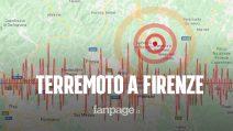 Terremoto a Firenze nella notte: scossa di magnitudo 4.5, danni e paura nel Mugello