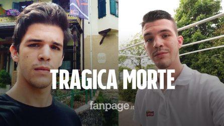 Morto in un incidente d'auto, Andrea Pasini si è schiantato a pochi metri da casa: aveva 22 anni