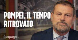 """""""Pompei. Il tempo ritrovato"""", il libro del direttore Massimo Osanna: """"C'è ancora molto da scavare"""""""