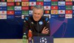 """Napoli, Ancelotti: """"La valigia è sempre pronta sul letto"""""""