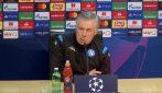 """Napoli, Ancelotti: """"Futuro? Parlo ogni giorno con De Laurentiis"""""""