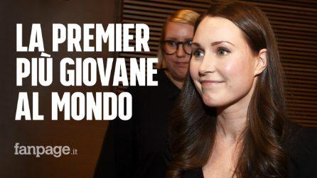 Sanna Marin, la premier più giovane al mondo: chi è il nuovo primo ministro della Finlandia