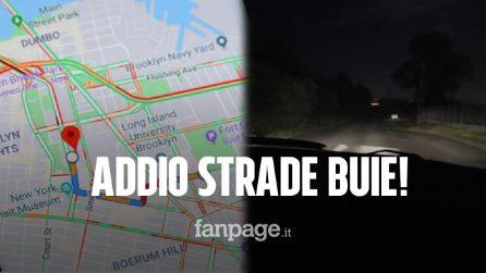 Google Maps, la novità che ti farà evitare le strade buie e pericolose: ecco come