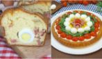 3 recipes to make a delicious and tasty savory pie!