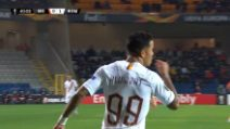 Europa League: Basaksehir-Roma 0-3, gol e highlights