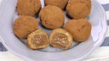 Tartufi al tiramisù: la ricetta veloce pronta in pochi minuti!