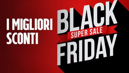 Black Friday: le migliori offerte fino al 70% di sconto su Amazon