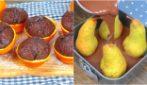 3 torte saporite da fare con la frutta!