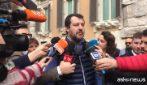 """Mes, Salvini: """"Conte ignorante. Mi quereli pure, non uso immunità"""""""