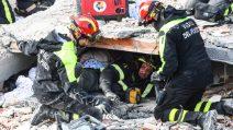 Angeli tra le macerie del sisma in Albania: l'aiuto prezioso dei nostri vigili del fuoco
