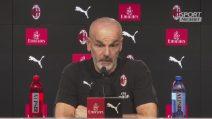 """Stefano Pioli: """"La casa del Milan è l'Europa"""""""