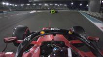 Charles Leclerc, qualifiche F1 di Abu Dhabi compromesse da un errore di strategia