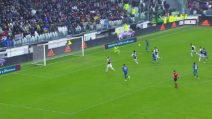 Serie A, Juventus-Sassuolo 2-2, gli highlights e i gol