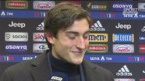 """Turati al debutto contro la Juventus: """"Sono matto, non ci credo ancora"""""""