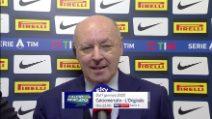 """Calciomercato Inter, Marotta apre a Vidal: """"Ci pensiamo"""""""