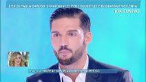 """Domenica Live, Moreno Merlo: """"Paola Caruso mi ha chiesto di fingerci fidanzati"""""""