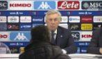 """Napoli in crisi, Ancelotti: """"Sono io il responsabile"""""""