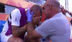 Beach soccer, sfuma il sogno mondiale per l'Italia: le lacrime dopo la finale persa