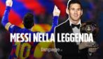 Pallone d'Oro, Messi vince per la sesta volta ed entra nella leggenda: battuti van Dijk e Ronaldo