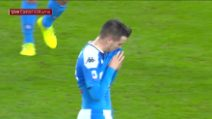 Napoli in ritiro da mercoledì, la decisione di Ancelotti