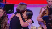 Giulia Quattrociocche balla con Daniele Schiavon poco prima di sceglierlo