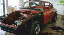 Una vecchia Porsche 911S del '65 viene restaurata: il risultato è splendido