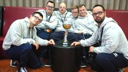 La Nazionale di Basket con la Sindrome di Down è campione del mondo per la seconda volta