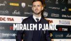 """Miralem Pjanic: """"Inter in testa? Siamo solo all'inizio del campionato"""""""