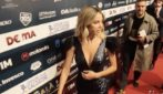 Gran Galà del calcio, sul red carpet brilla Diletta Leotta