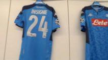 Champions, Napoli-Genk: dentro gli spogliatoi